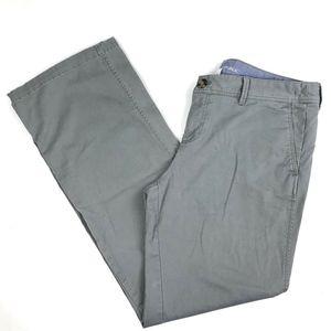 "Banana Republic ""Weekend Chino"" Khaki Pant Size 14"